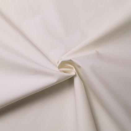 Plášťovka bílá nepromokavá