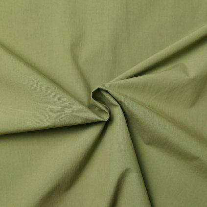 Bavlna zelená plášťová