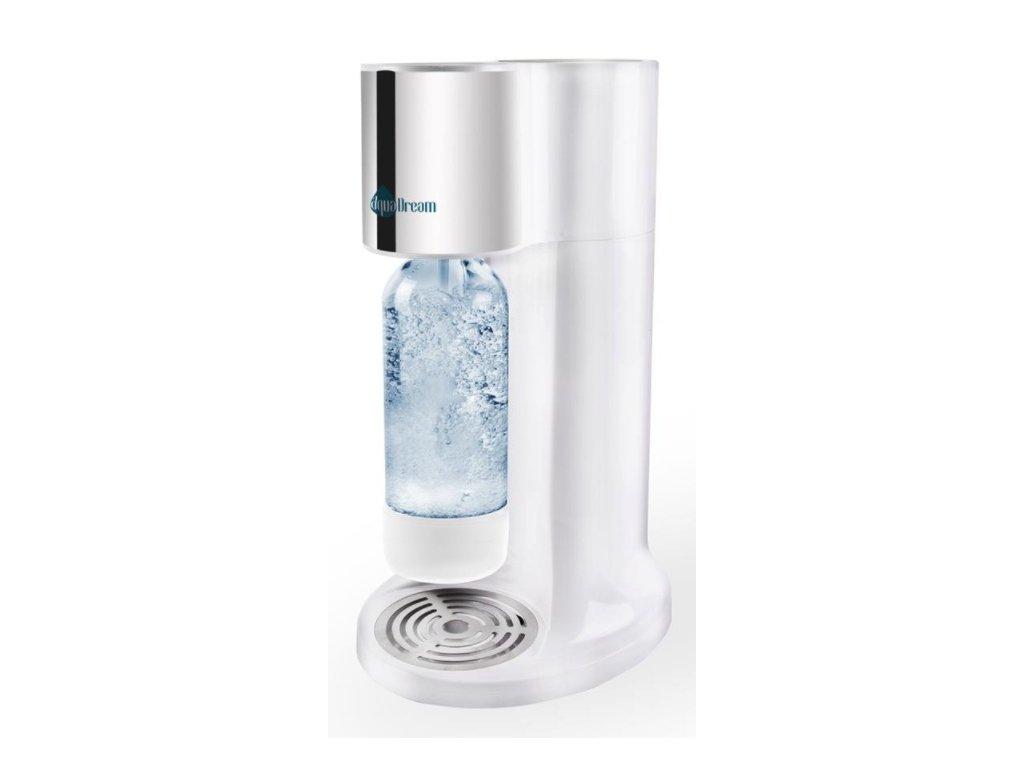 Výrobník sody AquaDream - přístroj - WHITE