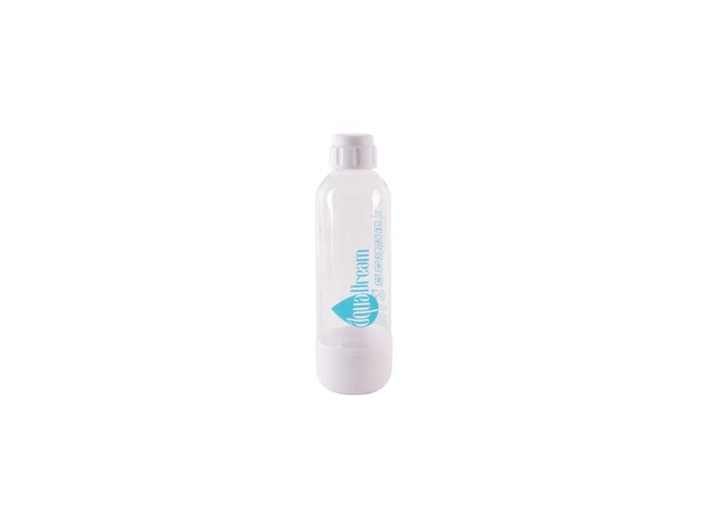 AquaDream - náhradní plastová láhev - WHITE