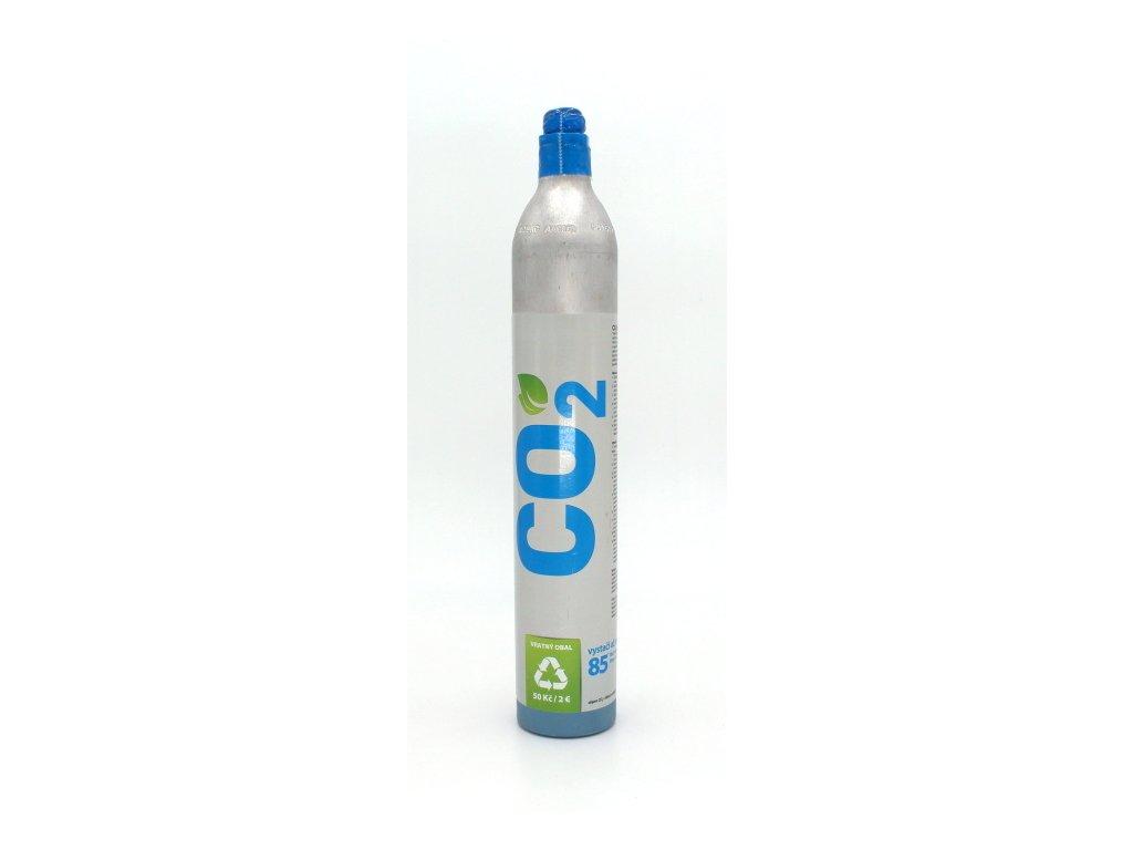 Bombička CO2 450g (0,45 kg) pro výrobník sody ETA CO2, Bublimo, SodaFresh