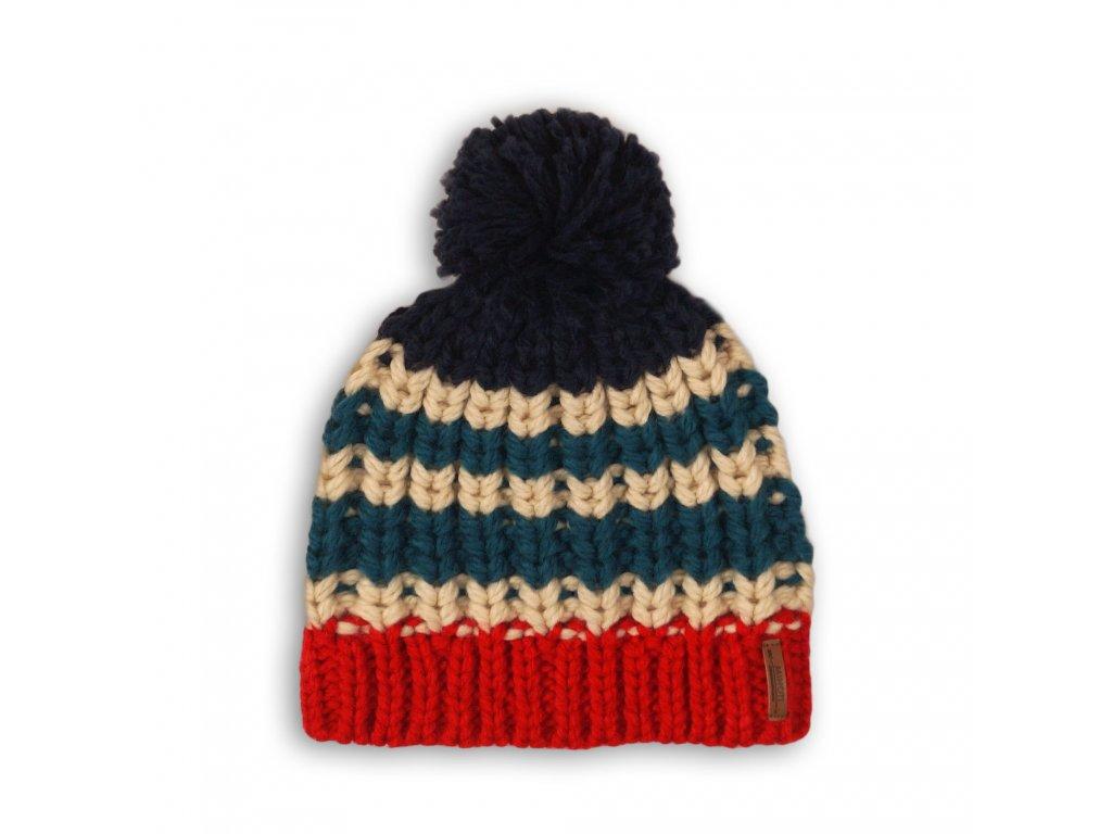 Čepice zimní chlapecká kluk