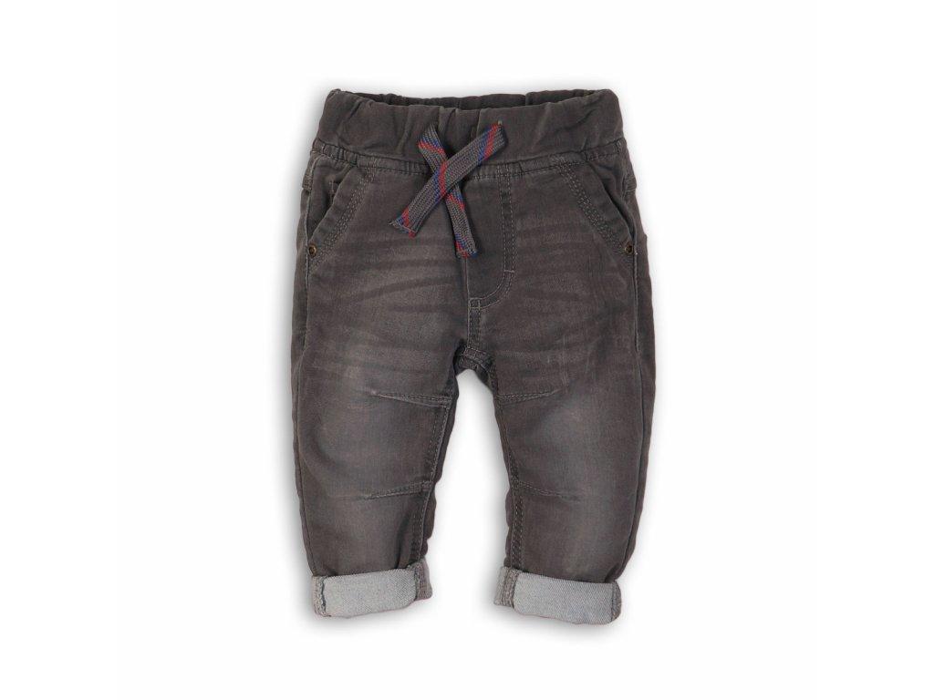 Kalhoty chlapecké Kids šedá