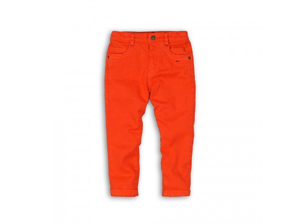 Kalhoty chlapecké Kids červená