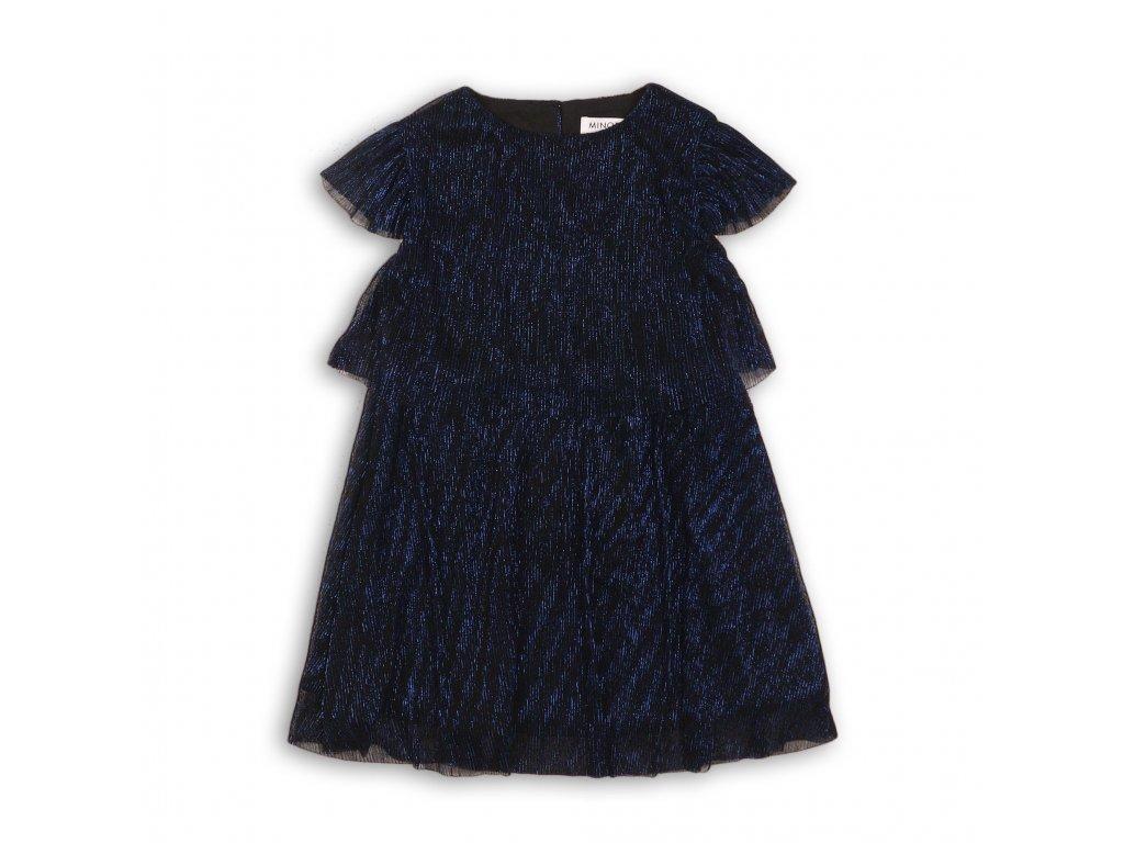 Šaty dívčí slavnostní Kids tmavě modrá