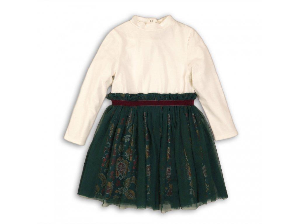 Šaty dívčí Baby holka