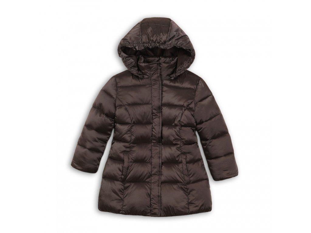 Kabát dívčí Puffa Junior antracit