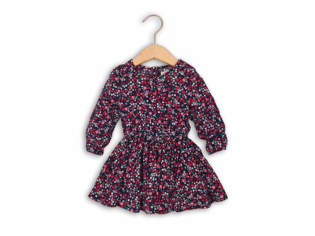 Šaty dívčí viskózové Baby holka