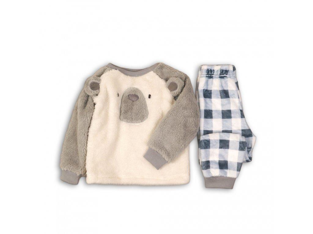 Pyžamo chlapecké fleezové Baby kluk