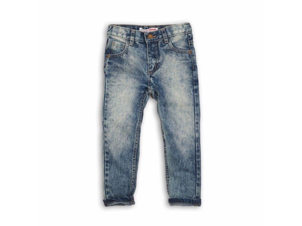 Kalhoty chlapecké džínové Kids modrá