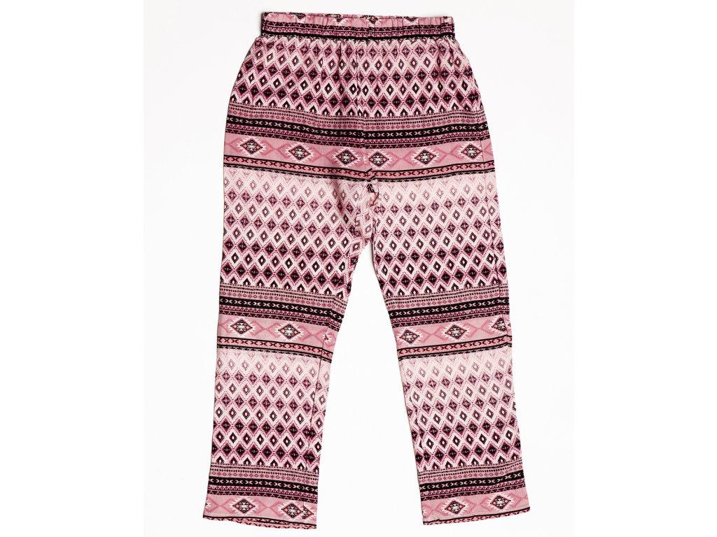 Kalhoty dívčí Kids holka