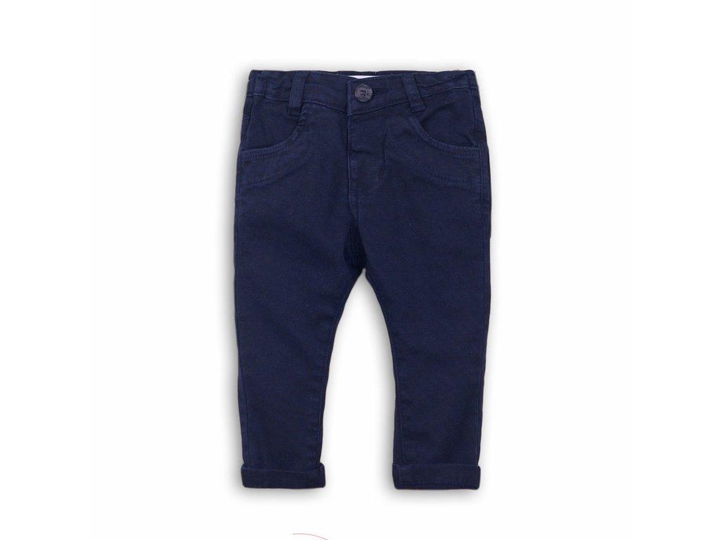 Kalhoty chlapecké skinny Baby modrá
