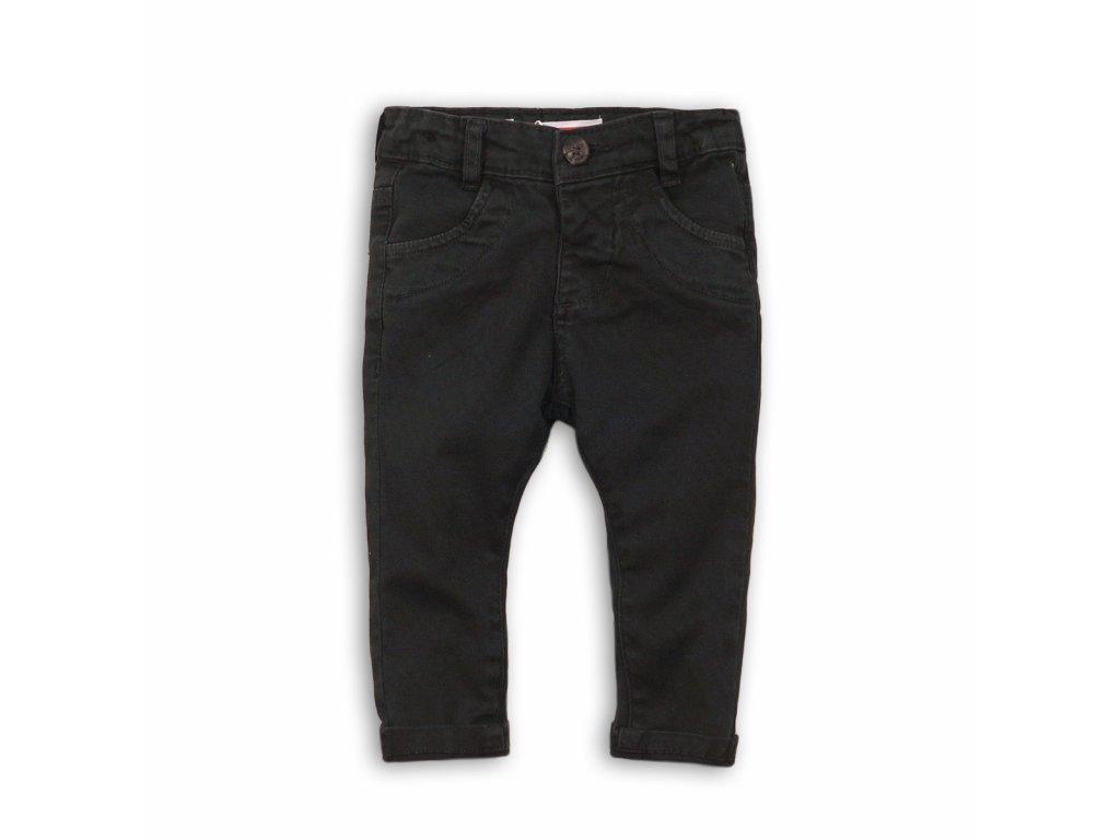 Kalhoty chlapecké skinny Baby šedá