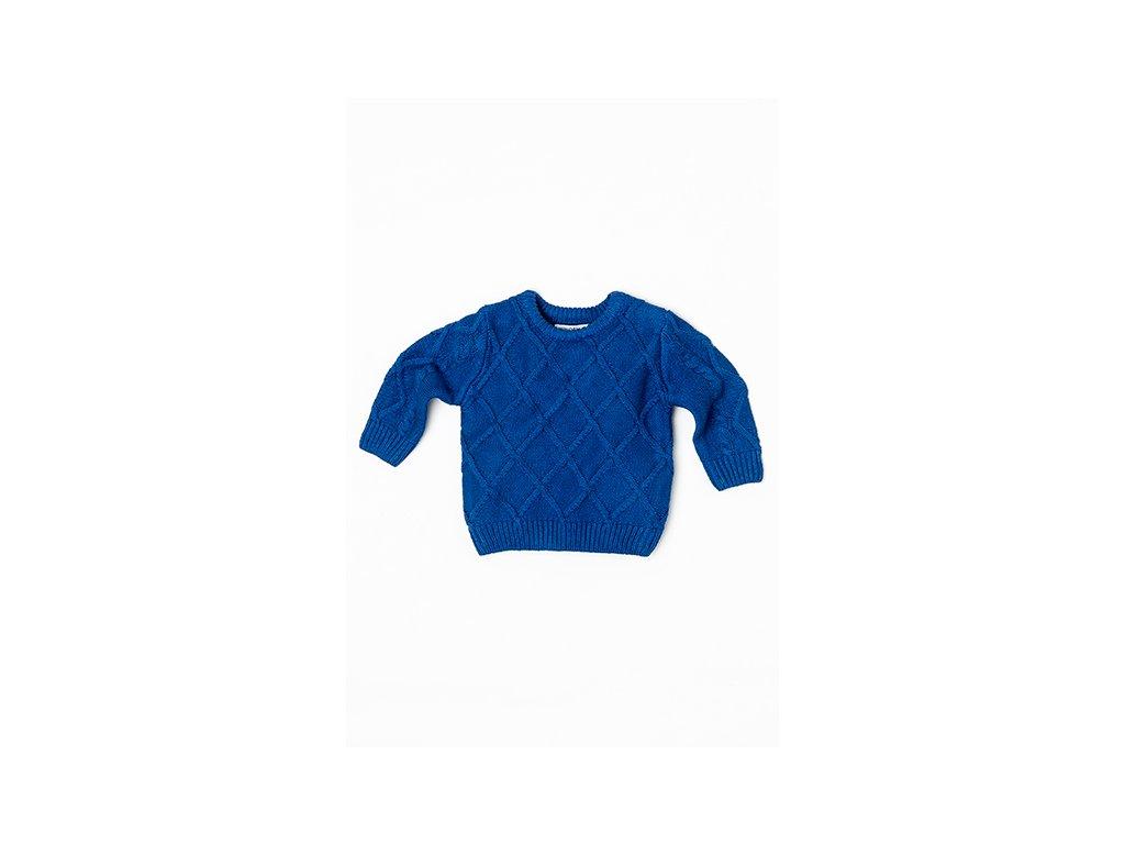 Svetr chlapecký Baby modrá