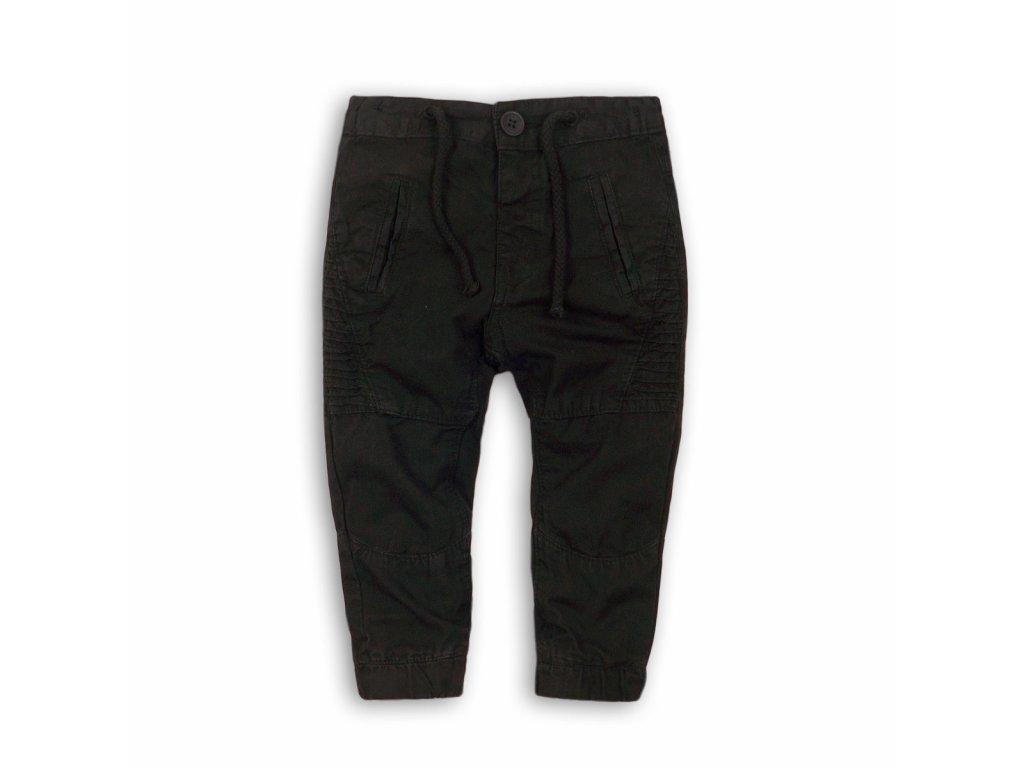 Kalhoty chlapecké s elastenem Kids černá