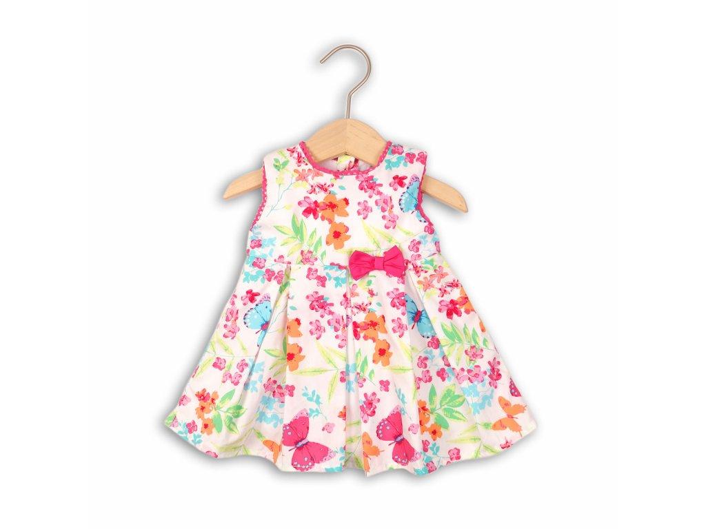 šaty dívčí letní Baby holka