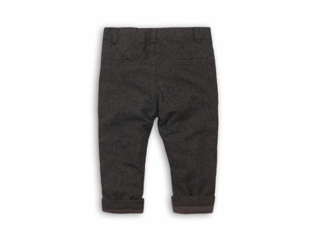 Kalhoty chlapecké vlněné Kids šedá