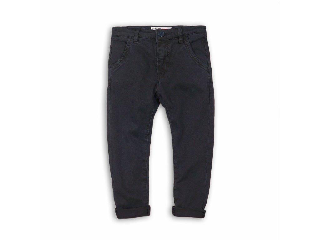 Kalhoty chlapecké bavlněné Kids modrá