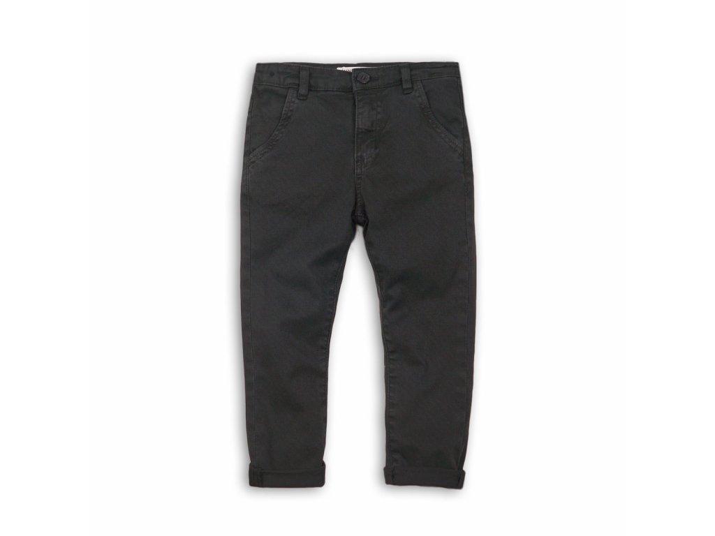 Kalhoty chlapecké bavlněné Kids šedá