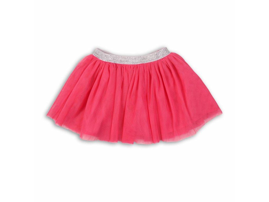sukně dívčí Baby růžová
