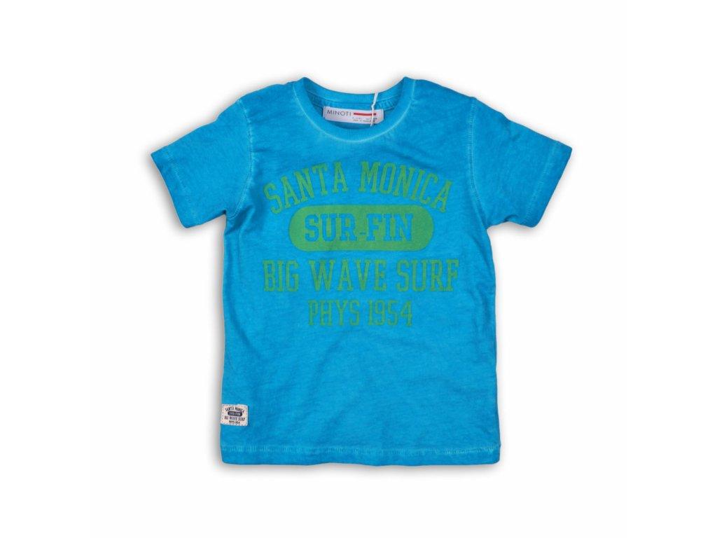 tričko letní Kids modrá