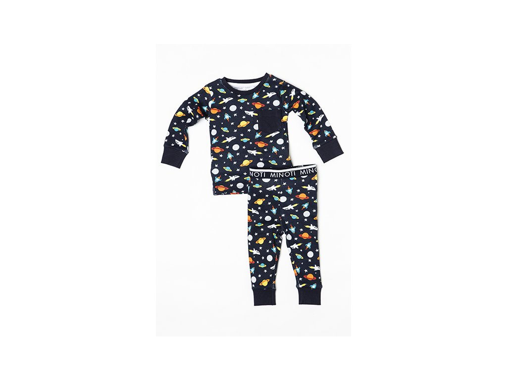 Pyžamo chlapecké Space Baby kluk