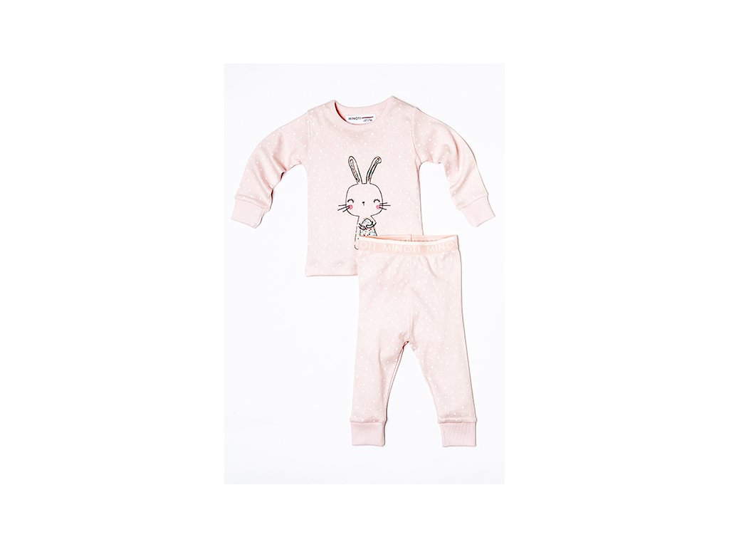 Pyžamo dívčí Bunny Baby holka