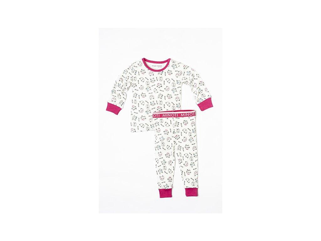 Pyžamo dívčí Cat Baby holka