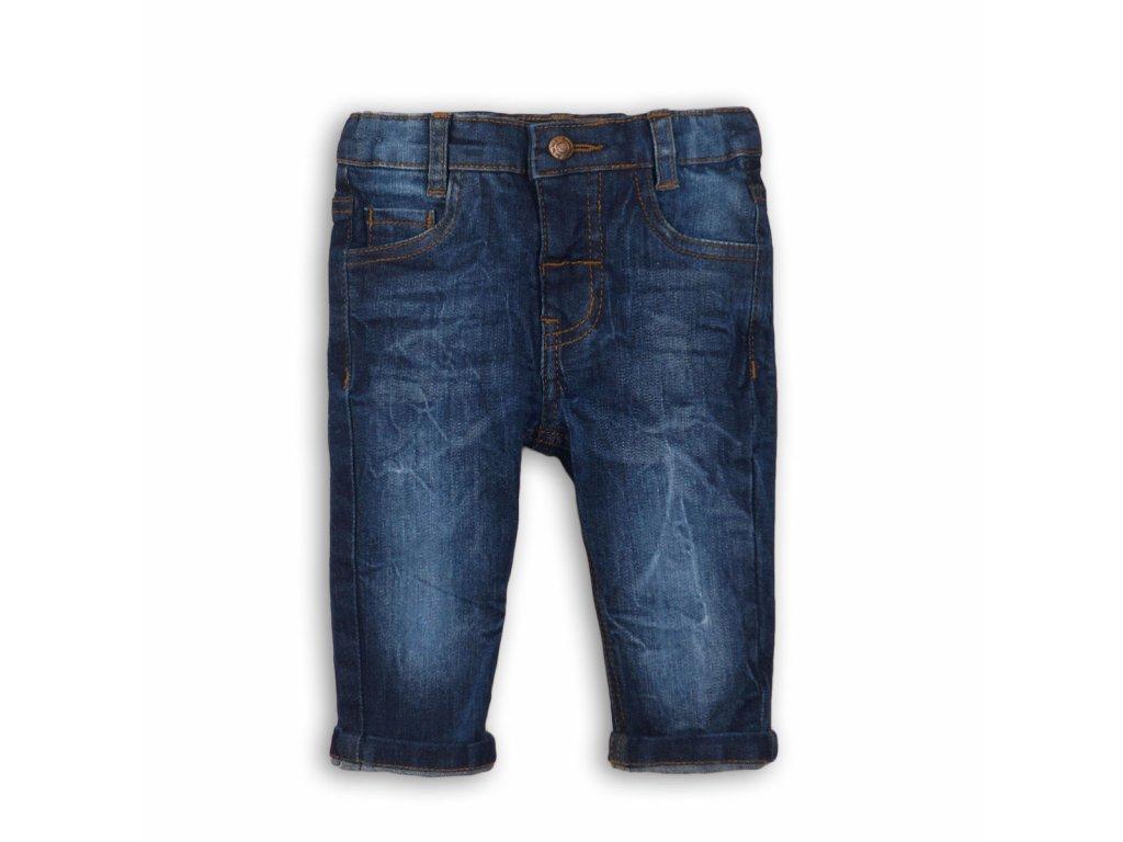 Kalhoty chlapecké džínové Baby kluk