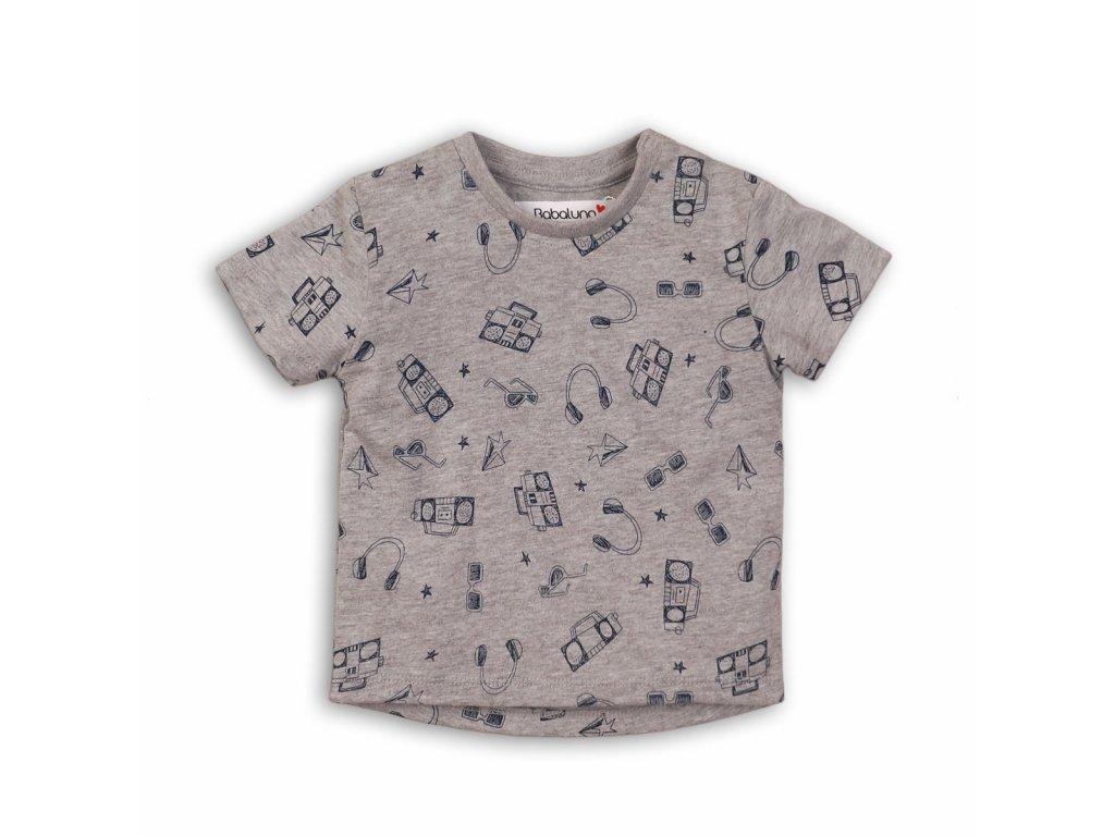 Tričko chlapecké s krátkým rukávem Baby kluk