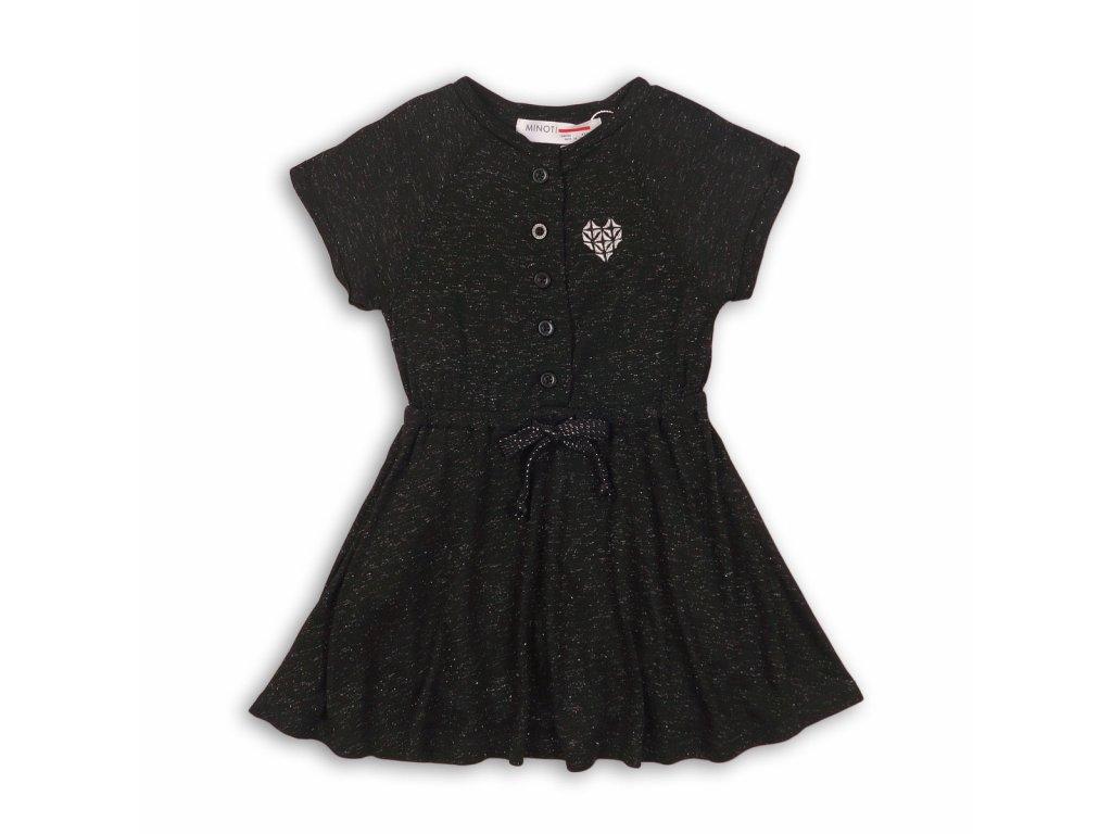 Šaty dívčí Baby černá