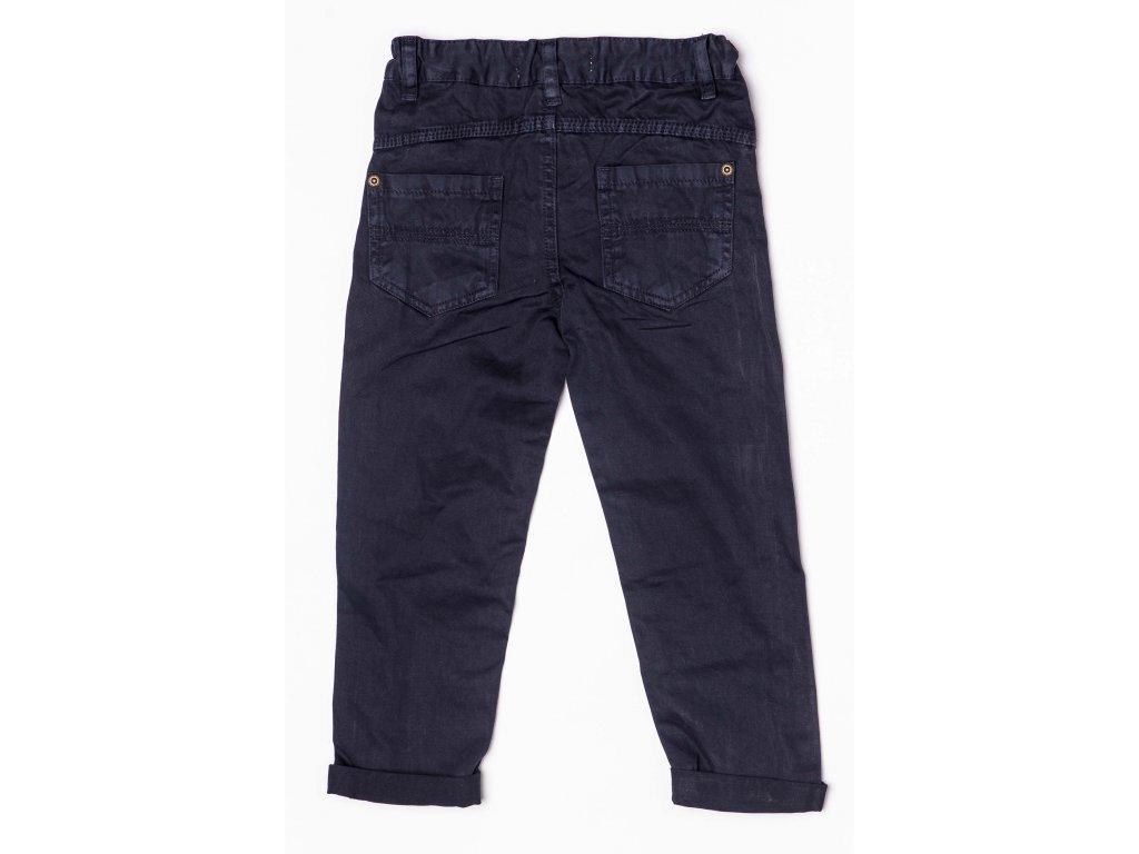 Kalhoty chlapecké Baby modrá