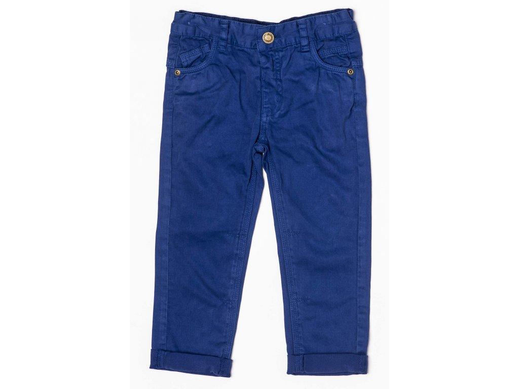 Kalhoty chlapecké Baby světle modrá