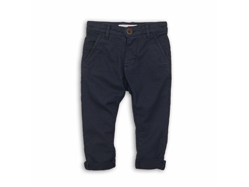 Kalhoty chlapecké Chino Baby modrá