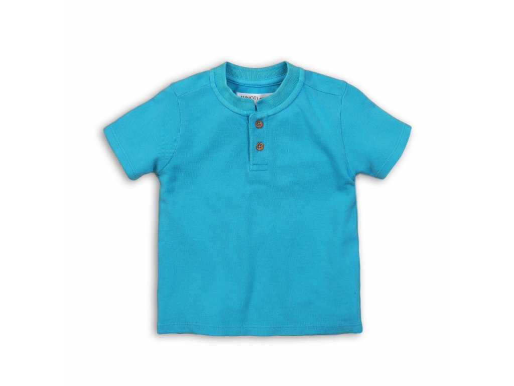 Tričko chlapecké s krátkým rukávem Kids modrá