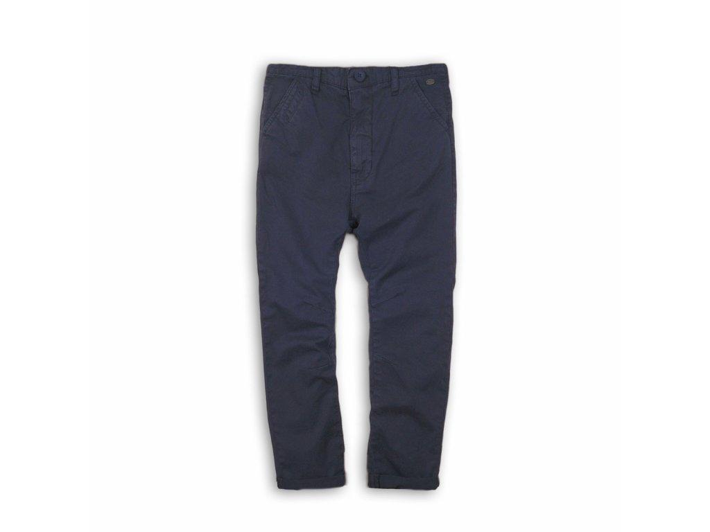 Kalhoty chlapecké Chino Junior modrá