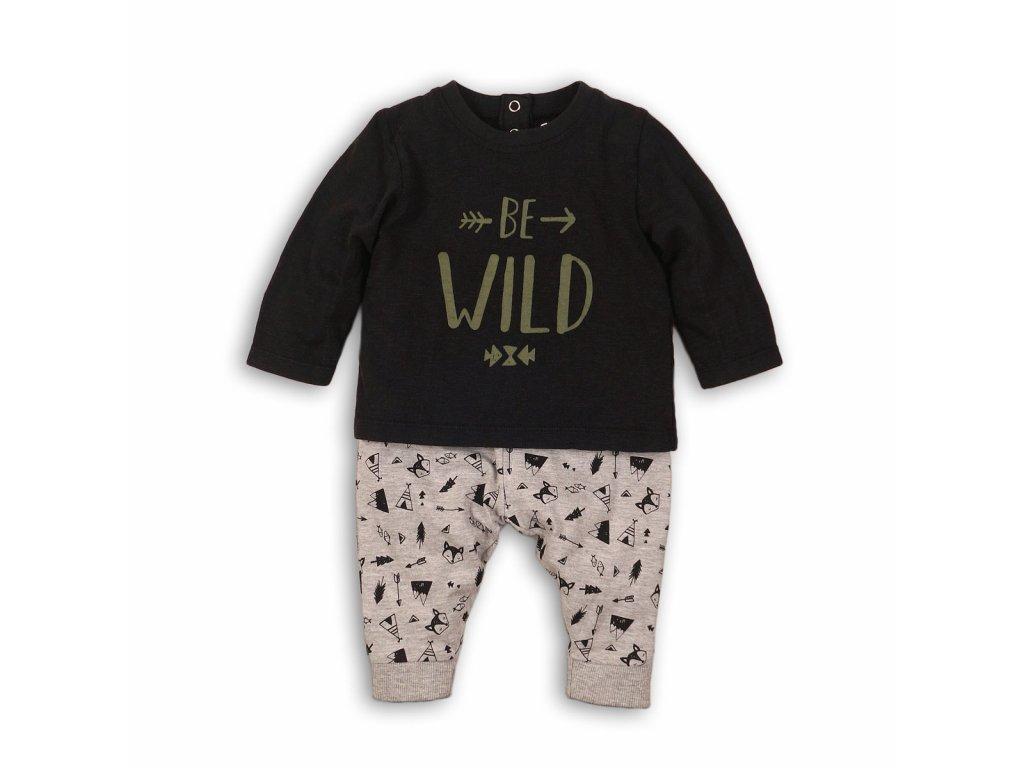 Chlapecký set , tričko a tepláky Baby kluk