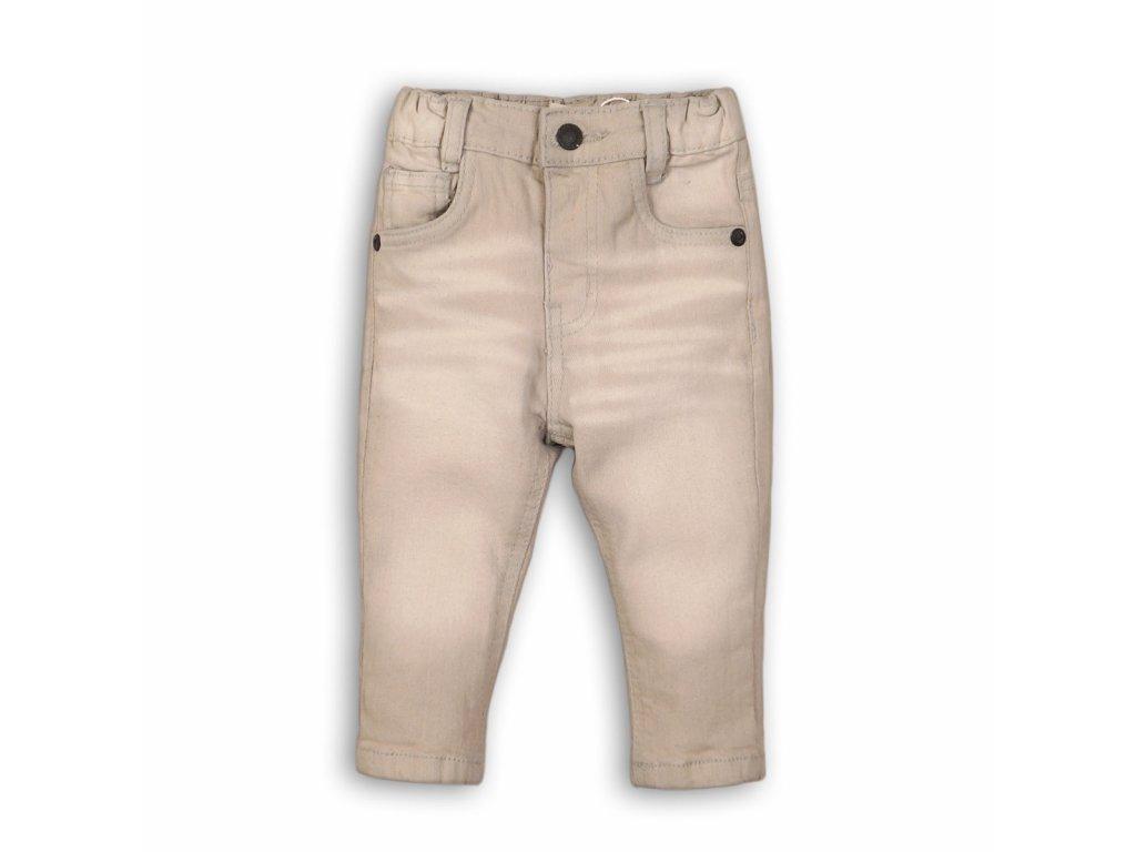 Kalhoty chalepecké džínové Baby kluk