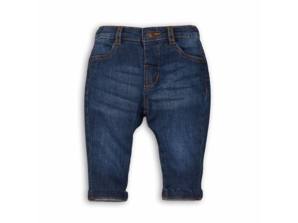 Kalhoty chlapecké džínové Baby modrá