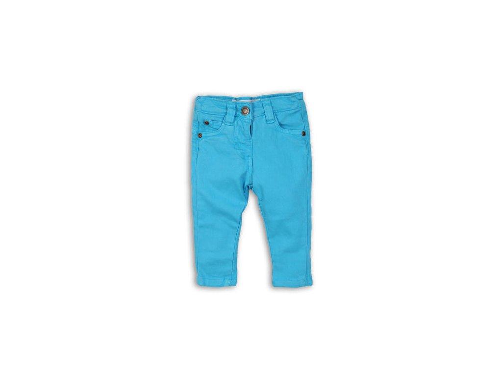 Kalhoty dívčí Kids modrá