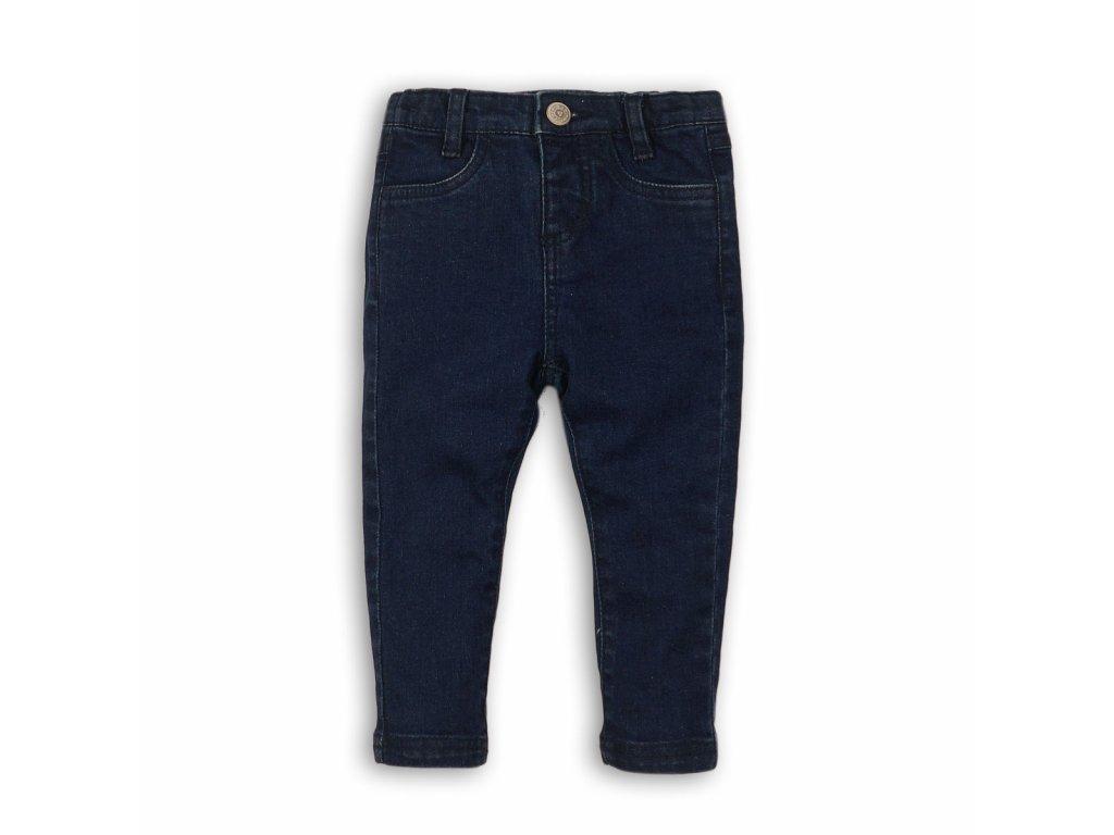 Kalhoty dívčí džínové elastické Kids modrá
