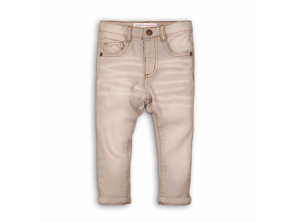 Kalhoty chlapecké džínové s elastenem Baby kluk