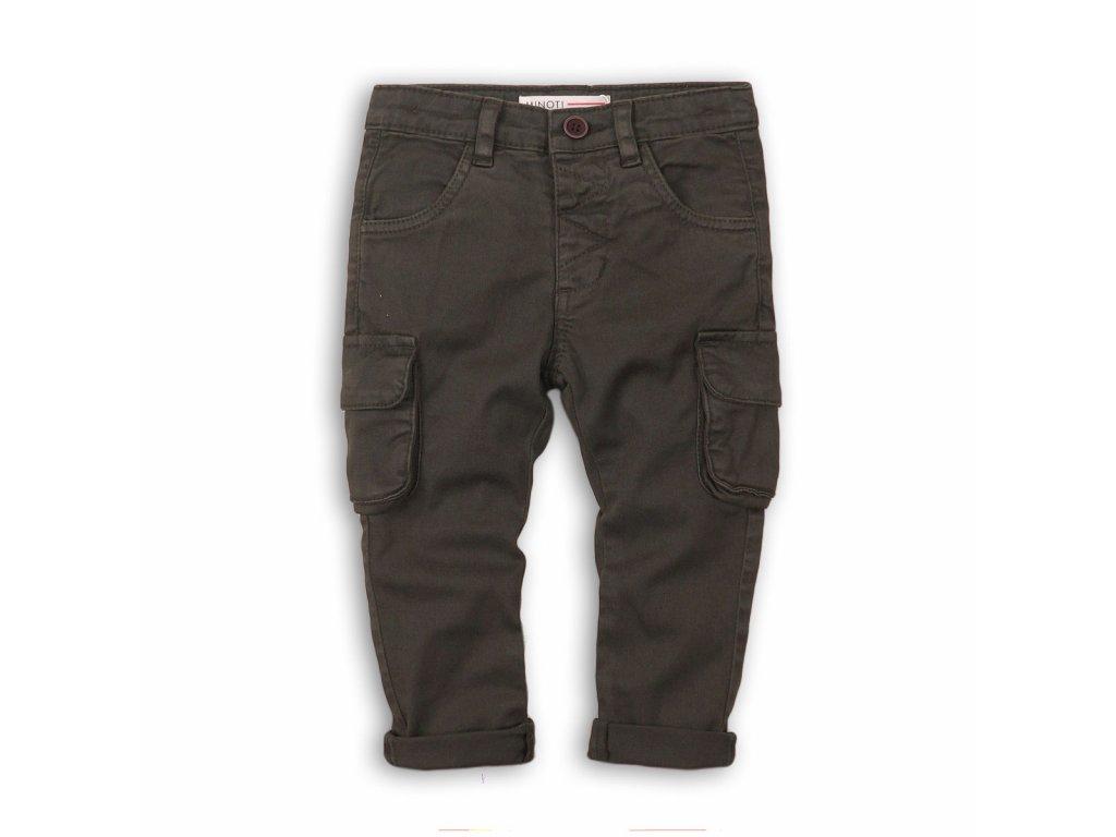 Kalhoty chlapecké kapsové Baby kluk