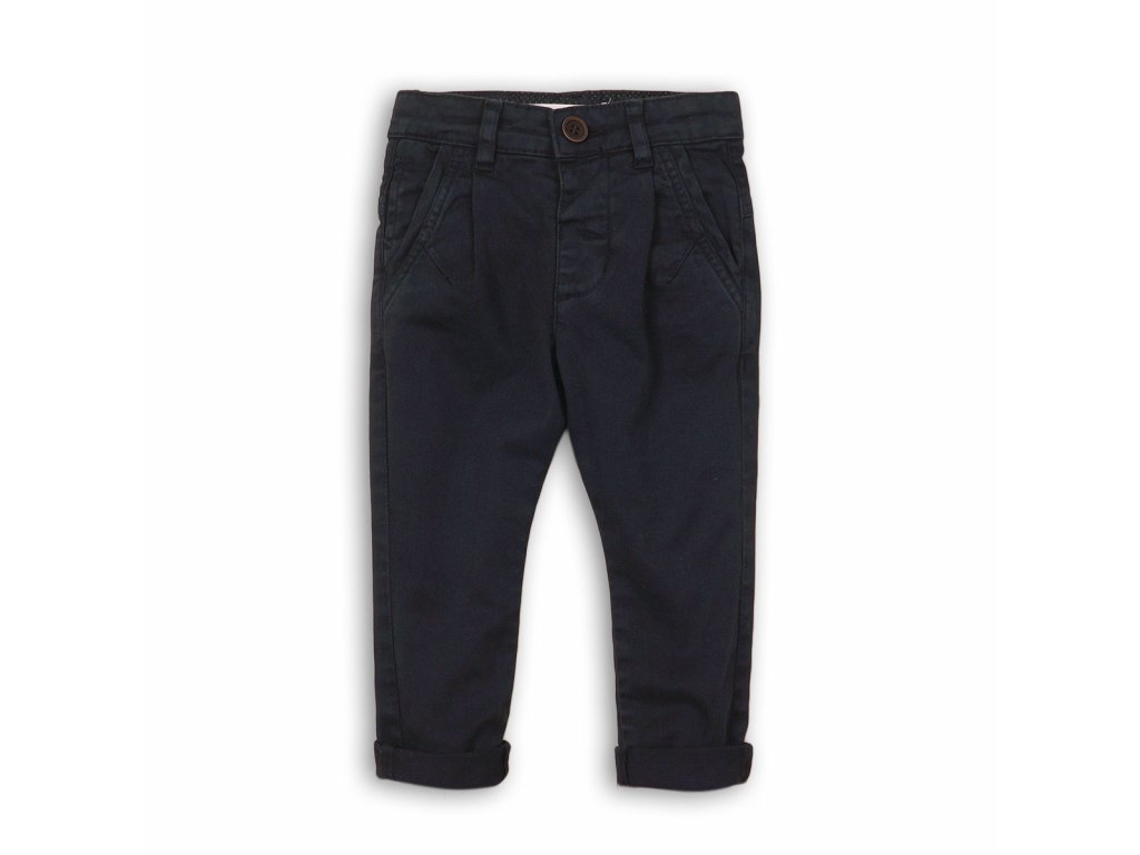 Kalhoty chlapecké Chino Baby černá