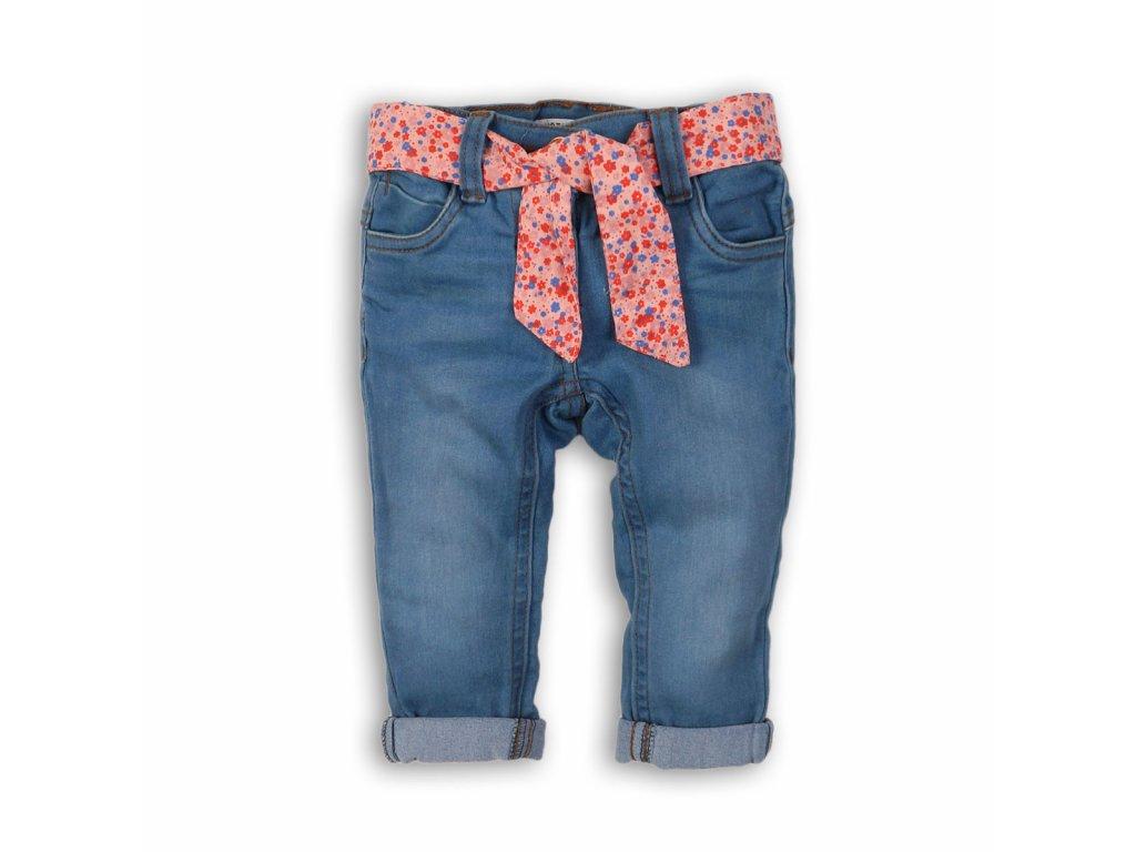 Kalhoty džínové dívčí Kids holka