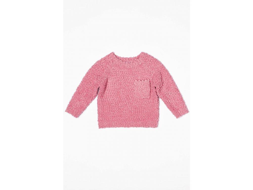 Svetr dívčí Kids růžová