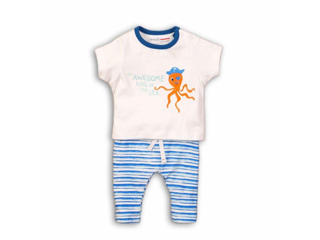 Kojenecký set Baby modrá