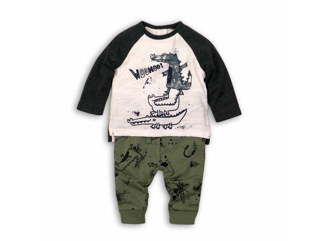 Kojenecký set: tričko a kalhoty Baby kluk