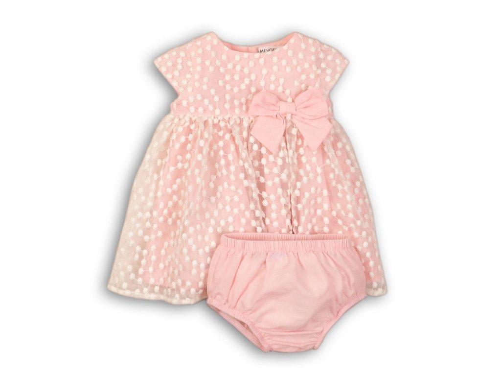 Kojenecký set Baby růžová