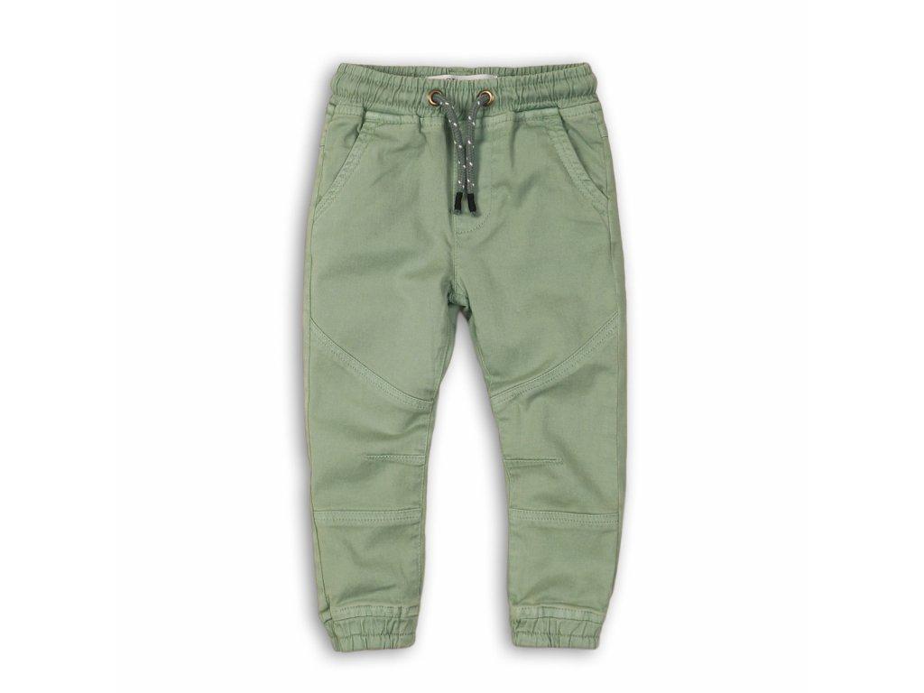 Kalhoty chlapecké Baby zelená